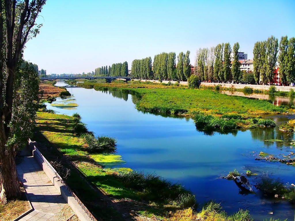 Покрай река Марица, Пловдив