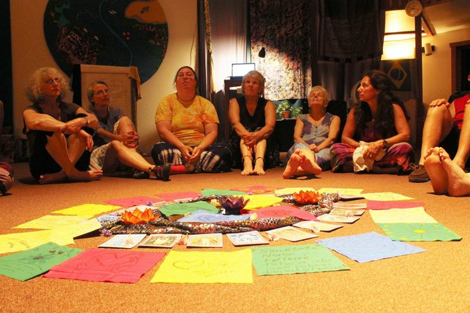 sacred circle-circle dance-world dance-ongoing events-unity-altar-focal point-meditation