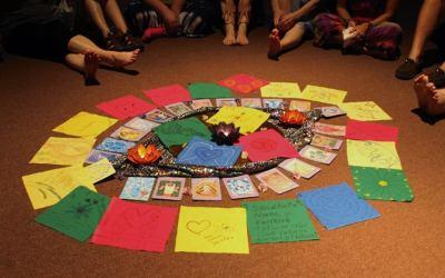Sacred Circle Angel Cards