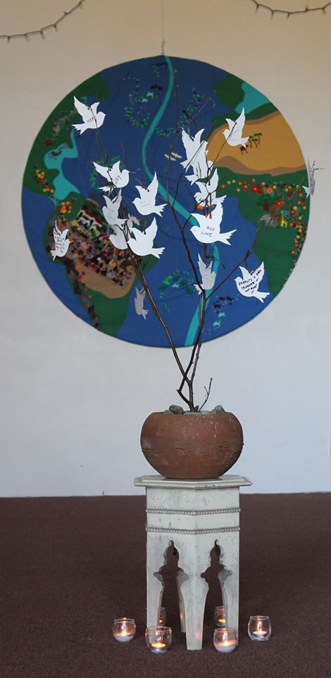 World Peace Altar-altar-doves-tree