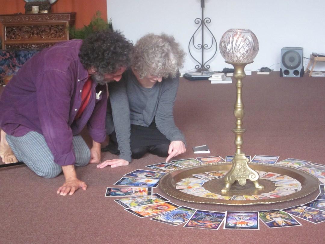 sacred circles-angel cards-altar-sacred geometry
