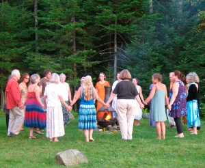 Circle Dance @ Neskaya | Franconia | New Hampshire | United States