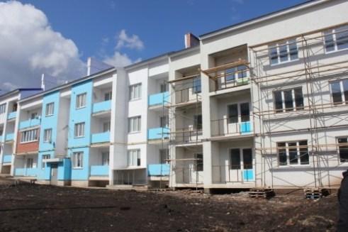 Депутатам понравился строящийся СОФЖИ жилой дом в Новосемейкино