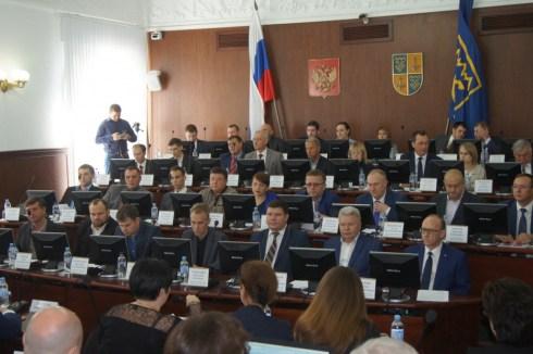 Дума проголосовал за проект «Т Плюс»: список депутатов, кто поддержал вырубку леса