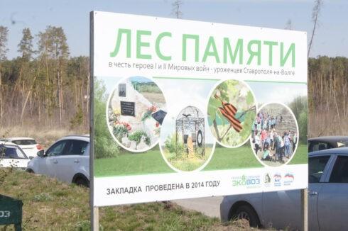 Тольяттинцы присоединились к «Чистой стране»