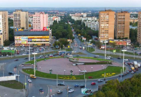 Приступили к ремонту проспекта им.Кирова в Самаре