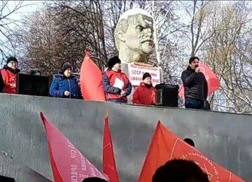 Глава Жигулевска прокомментировал информацию о сносе памятника Ленину