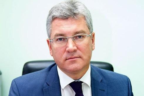 Утвердили кандидатуру Виктора Кудряшова на пост председателя областного Правительства