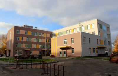 В Тольятти на 90% готова новая поликлиника