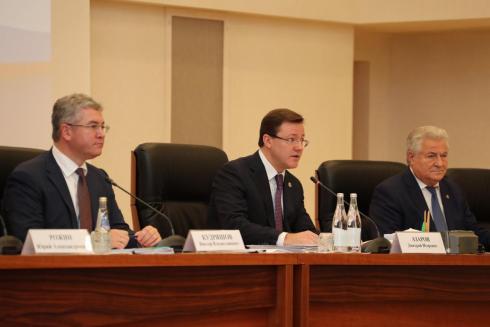 Самарская область из бюджета страны в следующем году получит  35,5 млрд рублей