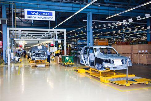 Выкуп АвтоВАЗом совместного предприятия GM-Avtovaz