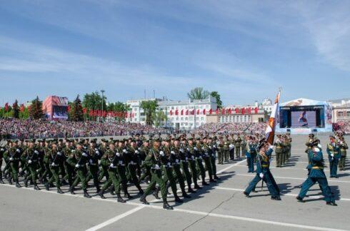 В Самаре на Параде Победы примут участие более шести тысяч человек