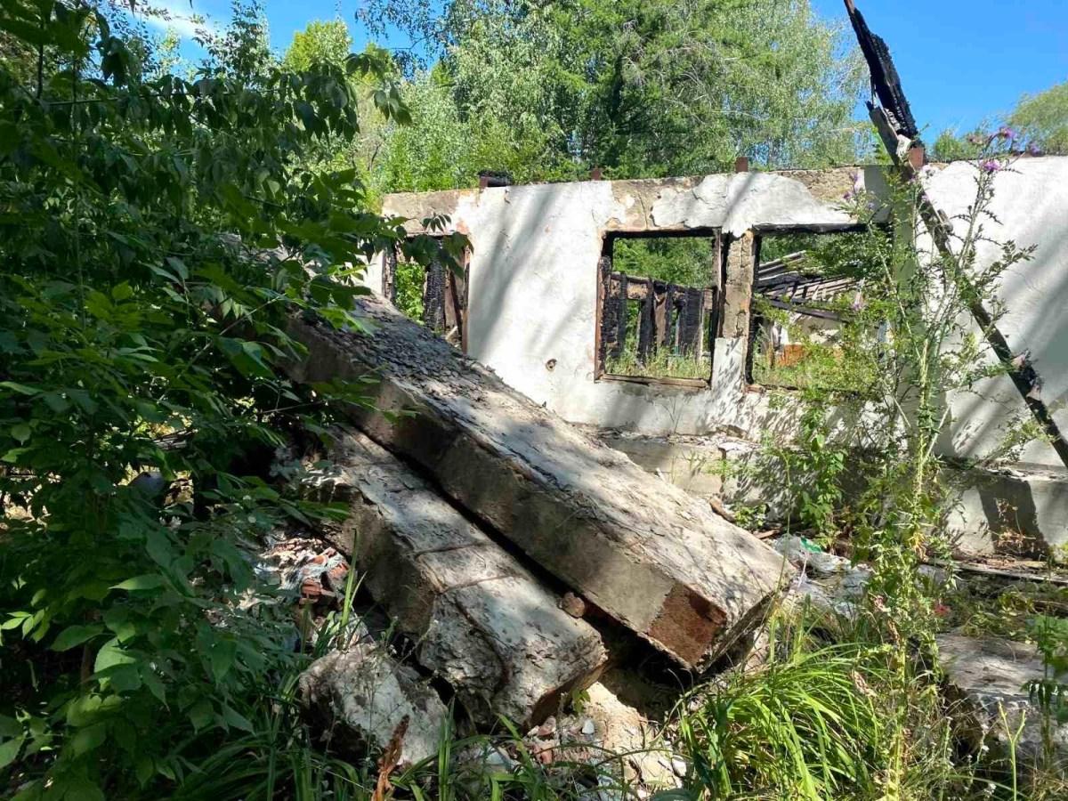 «Доброму дому» предложили переехать на руины