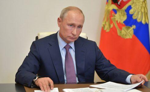 Владимир Путин поддержал присвоение Самаре звания «Город трудовой доблести»