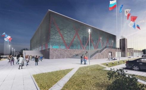 В декабре должна завершиться экспертиза проекта «Немов-центра»