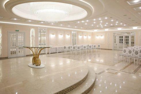 В Тольятти открылся обновленный дворец бракосочетания