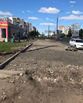 Ремонт улицы Автостроителей в Тольятти идёт по графику
