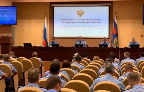 Прокуратура Самарской области контролирует соблюдение закона при реализации национальных проектов