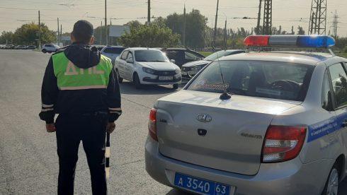 В Тольятти сотрудники Госавтоинспекции задержали водителя в состоянии алкогольного опьянения