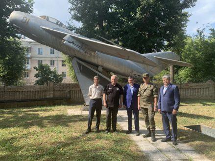 Памятник самолету МиГ-17 в Самаре планируют установить в районе Московского шоссе и улицы Московской