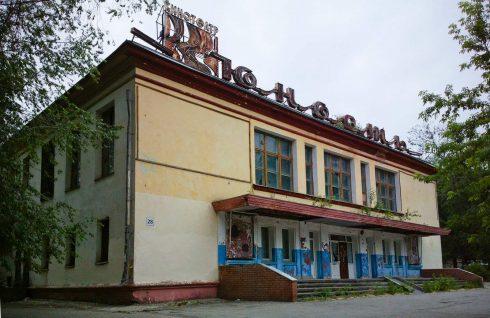 """В Самаре запланирована реконструкция бывшего кинотеатра """"Юность"""""""