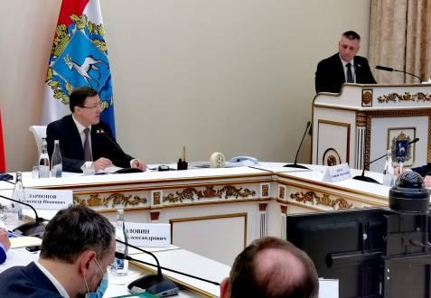 В Самарской области создадут региональный экологический стандарт