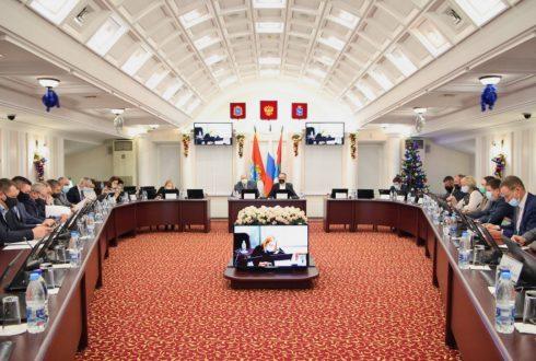 В Самаре спланировали бюджет для решения социальных вопросов