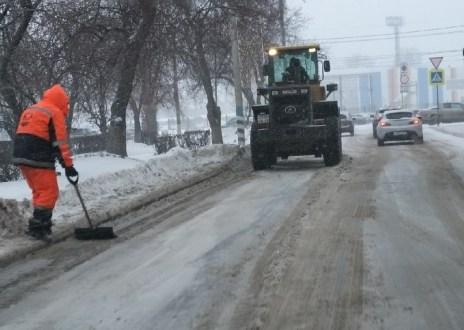 «Автодоринжиниринг» ненадлежащим образом проводило расчистку улиц Тольятти от снега