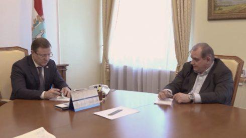 Сергей Анташев покидает пост главы Тольятти