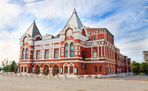 Торги на реконструкцию Самарского театра драмы приостановили из-за жалобы