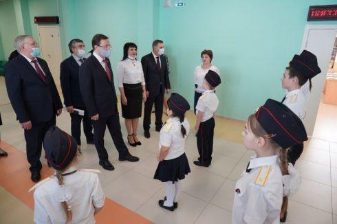 В Приволжье открылась школа после реконструкции