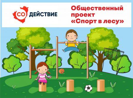 В тольяттинском лесу могут благоустроить спортивные площадки
