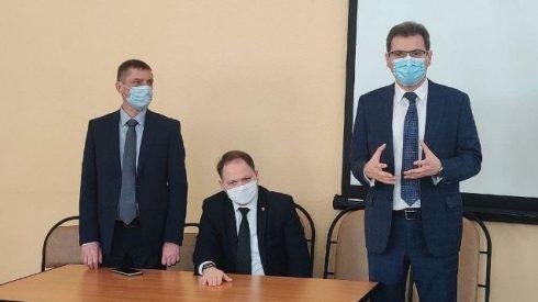 Новый главный врач назначен в Чапаевской центральной больнице