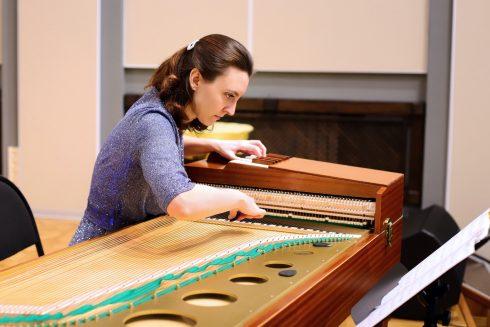 В Русском оркестре в Тольяттинской филармонии появились новые гусли