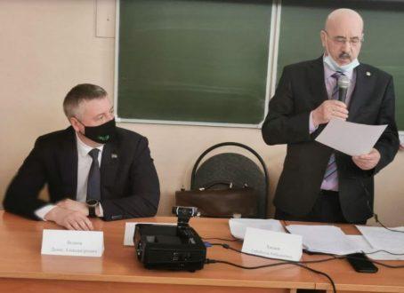 Денис Волков возглавил Русское Географическое общество в Самарском регионе