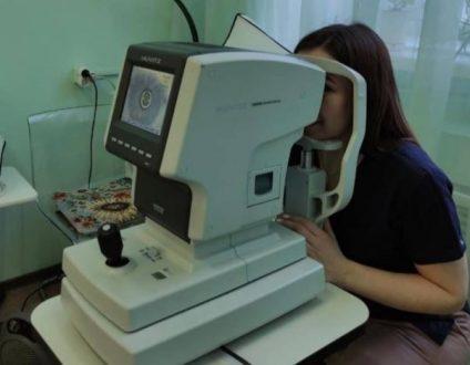 Детские поликлиники Самарского региона получили 30 офтальмологических приборов благодаря нацпроекту