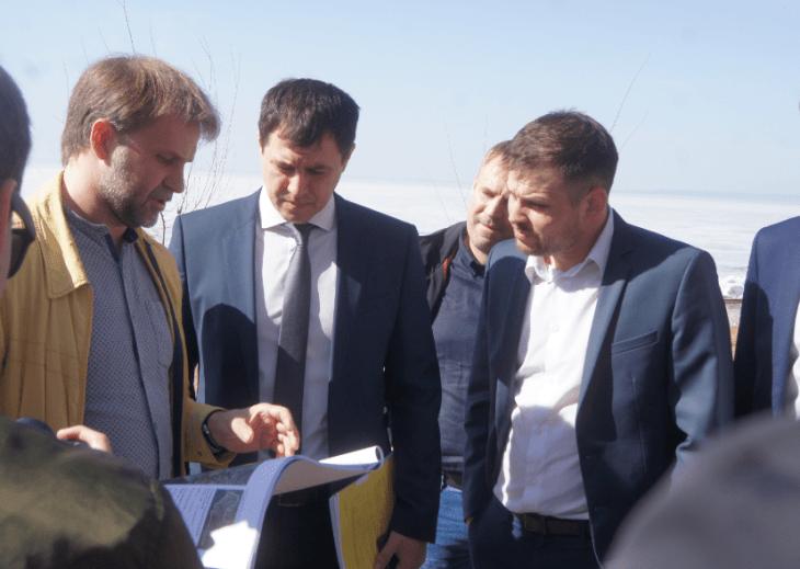 За реконструкцией набережной Автозаводского района будет особый контроль