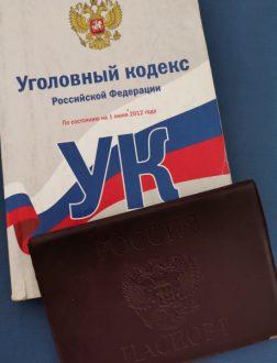 Жительница Чапаевска обвиняется  в предоставлении своего паспорта для незаконного образования юрлица