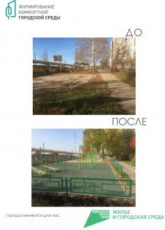 В этом году в Красноглинском районе Самары планируется благоустроить 5 дворов