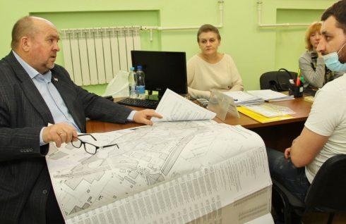 Алексей Дегтев провел очередной приём граждан в Самаре