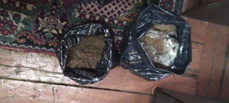 В Самарской области мужчина подозревается в хранении наркотического вещества