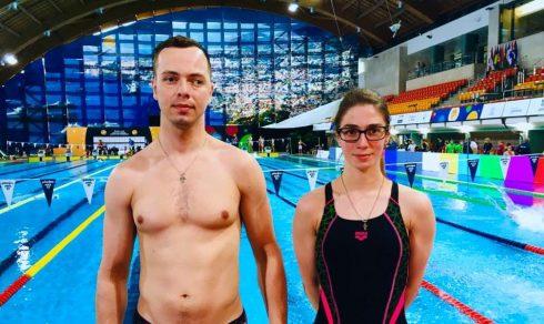 Тольяттинские спортсмены приняли участие в чемпионате Европы  по паралимпийскому плаванию