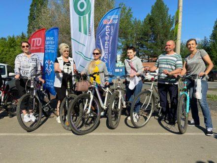 В Тольятти проходит всероссийская акция «На работу на велосипеде»