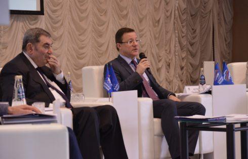 «Единая Россия» в Самарской области начала подготовку к избирательной кампании