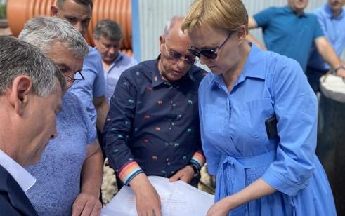 Глава Самары проверила ход подготовки города к отопительнмоу сезону