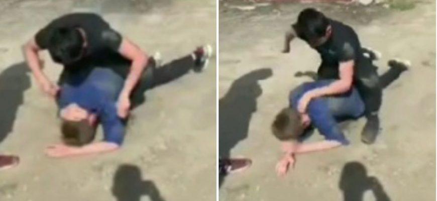 В самарской школе ученика избили до сотрясения мозга