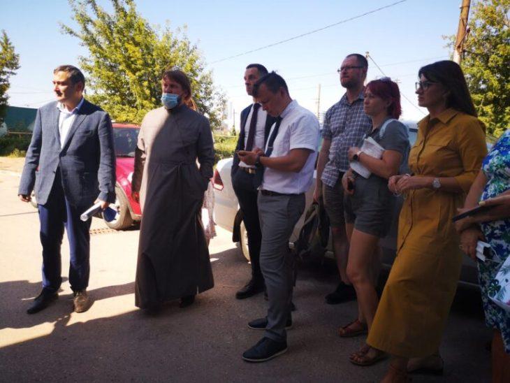Стройка РПЦ у Ботанического сада в Самаре временно приостановлена