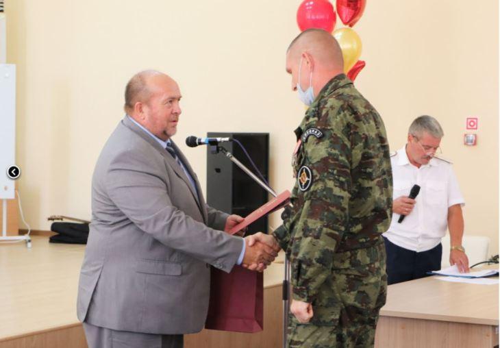 """В Самарской области отметили 30-летие подразделения """"Мангуст"""""""