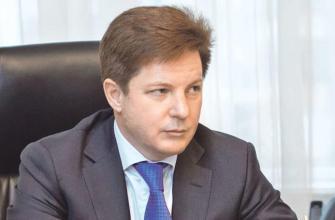 Николай Плаксин назначен врио министра строительства Самарской