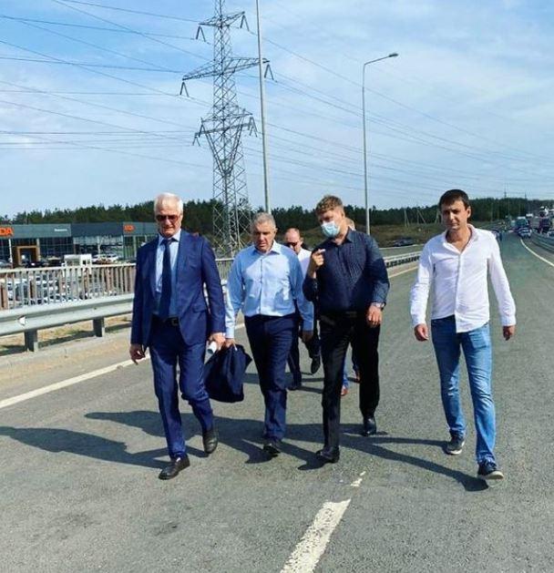 """В Тольятти состоялось выездное совещание по нарушениям на автодороге М-5 """"Урал"""""""